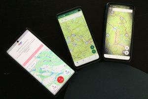 SjekkUT, 113 og Hidden er tre nyttige apper