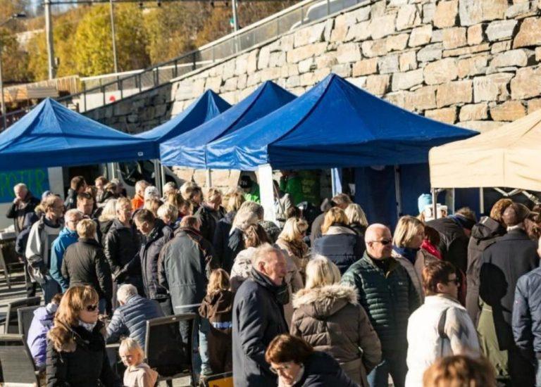 Norsk Matglede på Geilo for noen år siden. FOTO: Geilo.no